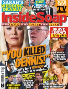 Inside Soap UK – 29 February 2020