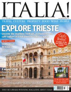 Italia! Magazine – March 2020