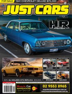Just Cars – February 2020