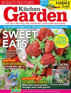 Kitchen Garden – April 2020