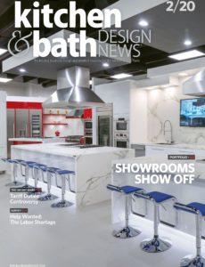 Kitchen & Bath Design News – February 2020
