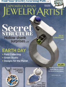 Lapidary Journal Jewelry Artist – March-April 2020