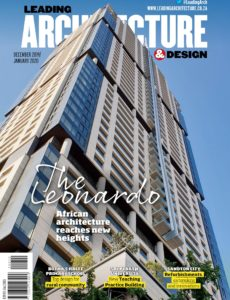 Leading Architecture & Design – December 2019-January 2020