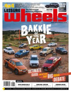 Leisure Wheels – March 2020