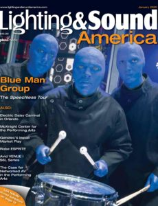 Lighting & Sound America – January 2020