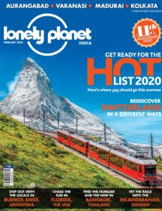 Lonely Planet India – February 2020