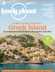 Lonely Planet Traveller UK – April 2020