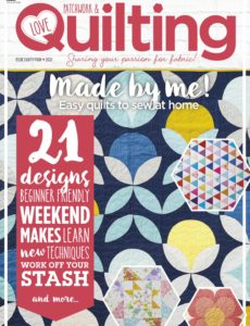 Love Patchwork & Quilting – March 2020
