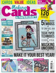 Making Cards & Papercraft – January 2020