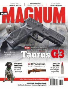 Man Magnum – March 2020