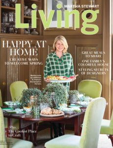 Martha Stewart Living – March 2020
