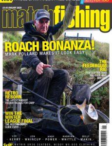 Match Fishing – January 2020