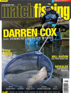 Match Fishing – March 2020