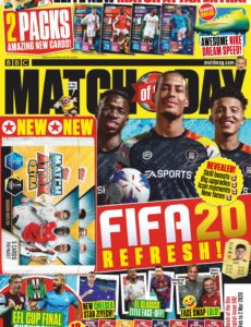 Match of the Day – 25 February 2020