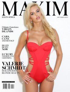 Maxim South Africa – October 2017
