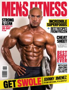 Men's Fitness South Africa – February-March 2020