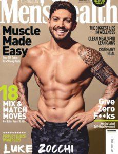 Men's Health Australia – March 2020