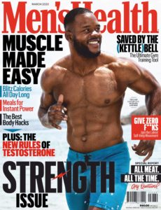 Men's Health South Africa – March 2020