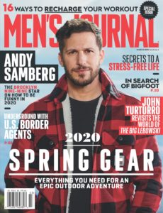 Men's Journal – March 2020