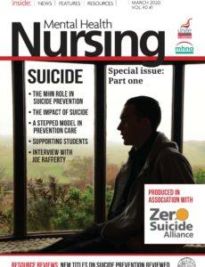 Mental Health Nursing – February-March 2020