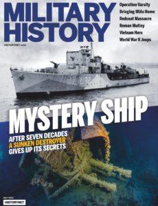 Military History – May 2020