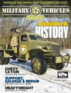 Military Vehicles – April 2020