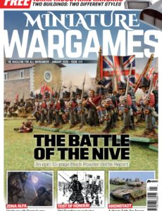 Miniature Wargames – Issue 441 – January 2020