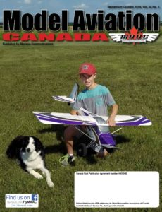 Model Aviation Canada – September-October 2019