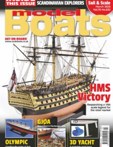 Model Boats – Issue 833 – March 2020
