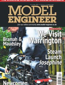 Model Engineer – Issue 4631 – 31 January 2020