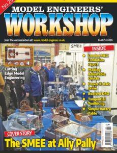 Model Engineers' Workshop – March 2020