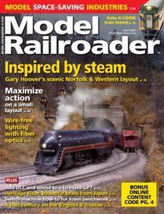 Model Railroader – April 2020