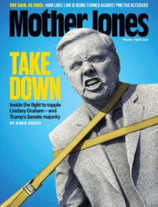 Mother Jones – March-April 2020
