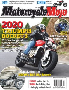 Motorcycle Mojo – March 2020