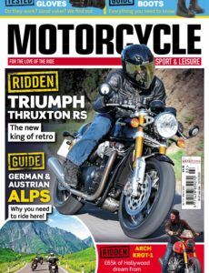 Motorcycle Sport & Leisure – March 2020
