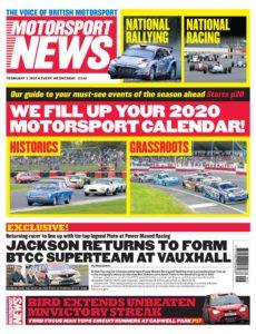 Motorsport News – February 05, 2020