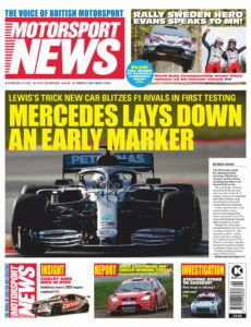 Motorsport News – February 26, 2020
