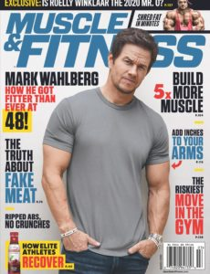 Muscle & Fitness USA – March 2020