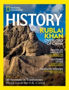 National Geographic History – March 2020