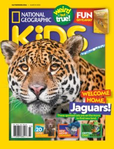 National Geographic Kids USA – March 2020