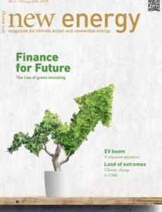 New Energy – February 2020