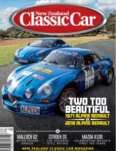New Zealand Classic Car – March 2020