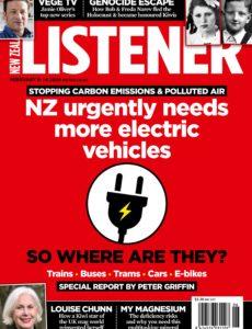 New Zealand Listener – February 08, 2020