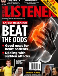 New Zealand Listener – February 29, 2020