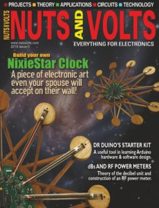 Nuts and Volts – Isuue 5, 2019