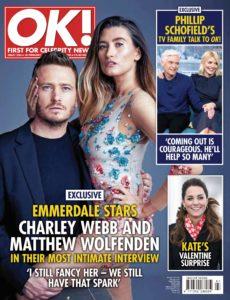 OK! Magazine UK – 17 February 2020