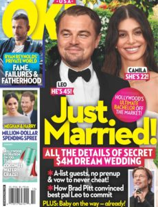 OK! Magazine USA – March 09, 2020
