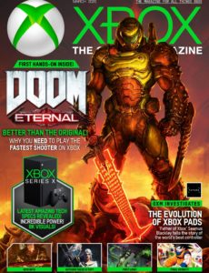 Official Xbox Magazine USA – March 2020
