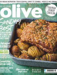 Olive – March 2020