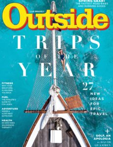 Outside USA – March 2020